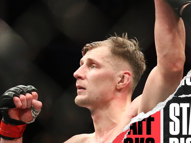 UFC Vegas 18: Overeem vs. Volkov staff picks and predictions