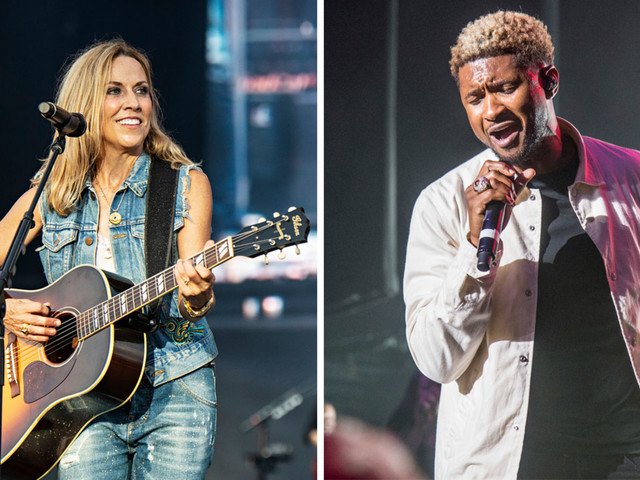 Sheryl Crow, Usher to perform on 'New Year's Rockin' Eve' from New Orleans
