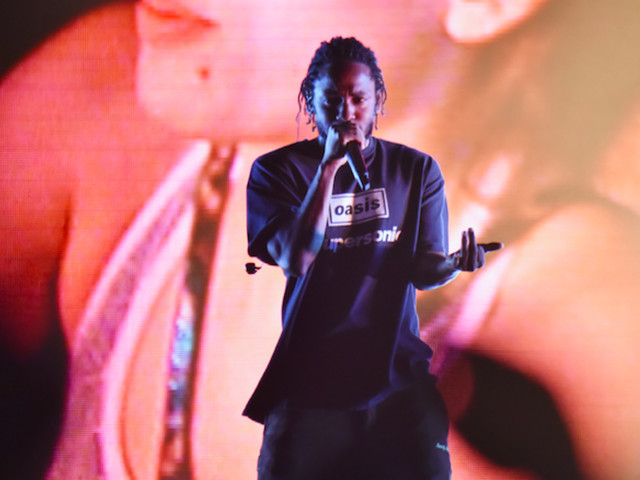 Kendrick Lamar Is Performing at a Bunch of European Festivals Next Summer
