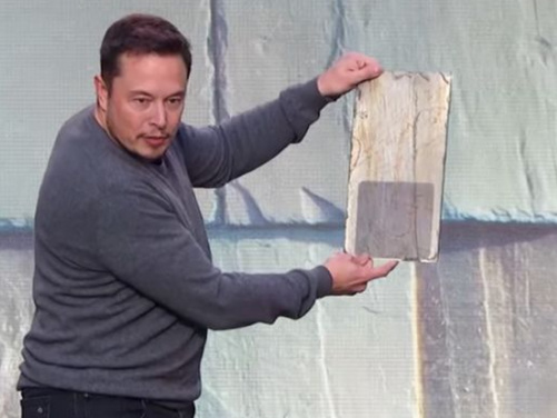 """Tesla Buffalo Plant Exporting Most Solar Cells To A """"Large Asian Buyer"""" As Solar Roof Demand Plummets"""