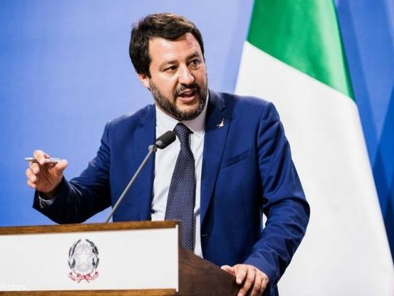 """Lo Spread"" Hits 2019 Highs As Salvini Spits On European Budget Rules"