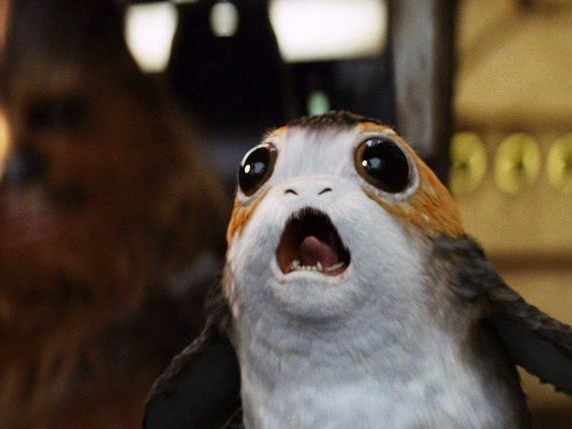 Porg Invasion is the Star Wars: The Last Jedi mini-game that's about to take over Facebook