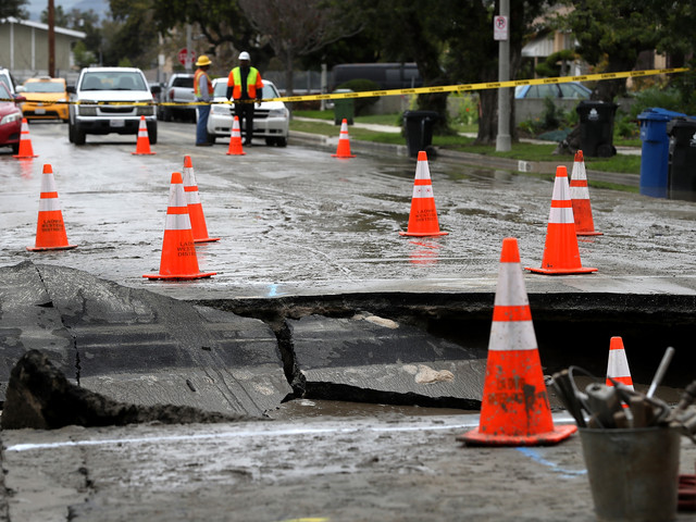 Bad Roads Cost LA Drivers An Extra $3K Per Year, Report Finds