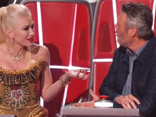 Gwen Stefani goes toe-to-toe with Blake Shelton: 'This is not his lane'