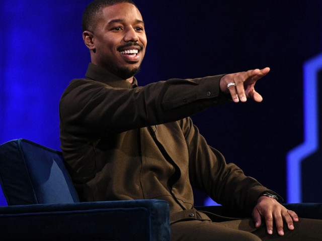 Michael B. Jordan proves he's human, recalls the time he bombed his Star Wars audition