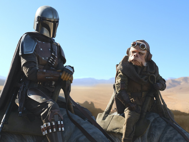 Star Wars fans already found a link between 'The Mandalorian' and 'The Rise of Skywalker'
