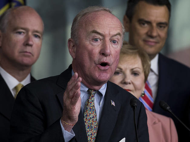 How Tough Is the GOP's Midterm Challenge? Just Ask Rodney Frelinghuysen