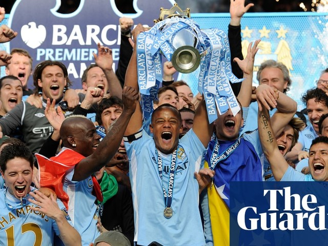 Manchester City: following the money – podcast