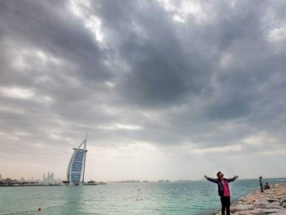 5°C in UAE: Cool, windy weather forecast for Sunday