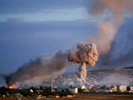 Russia Moving To Curtail Israeli Airstrikes On Syria
