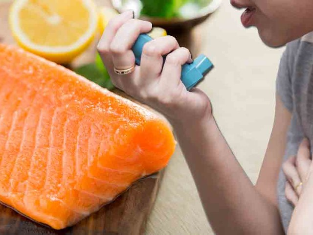 Omega-3 Stops Asthma; Omega-6 Makes It Worse