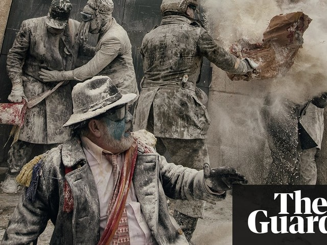 From pilgrims to pub crooners: Sony world photography awards winners – in pictures