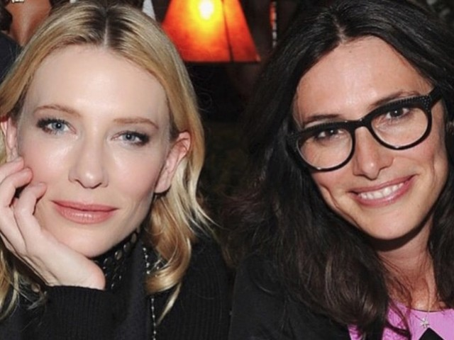 From journalist to Cate Blanchett's stylist: Elizabeth Stewart on how to make it in the industry