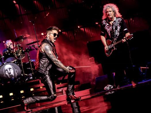 Adam Lambert Reveals 'Bohemian Rhapsody' Cameo