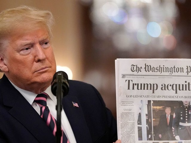 Washington Post inadvertently debunks Trump-Russia theory in story on Russia helping Bernie Sanders