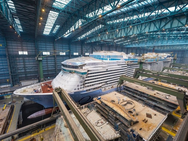 Why are new cruise ships still being built?