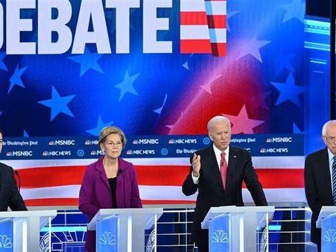 Watch Live: The Final Democratic Debate Of 2019
