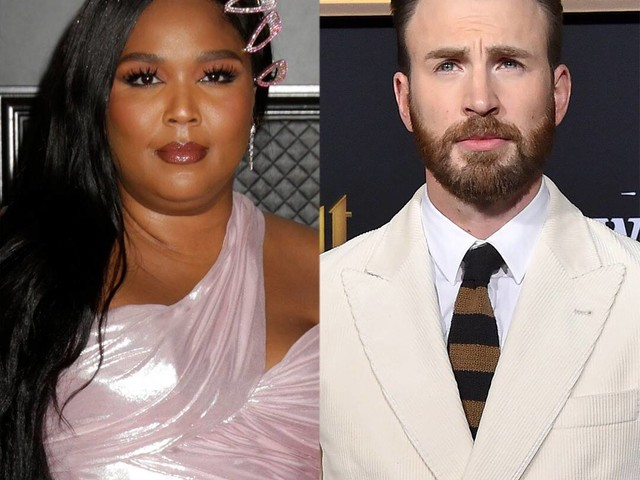"""Lizzo Shares the Cheeky DM She Sent Chris Evans When She Was Feeling """"Good as Hell"""""""