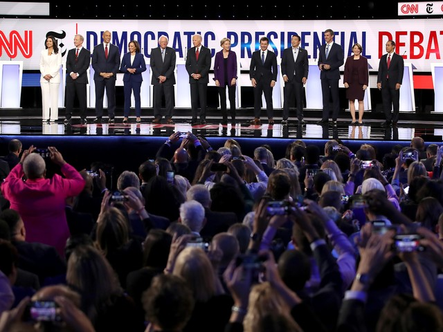 Winners and losers in the Democratic debate from columnist Glenn Harlan Reynolds
