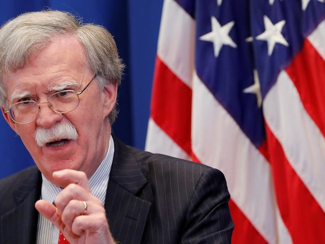 John Bolton described Rudy Giuliani as a 'hand grenade' that would 'blow everybody up'