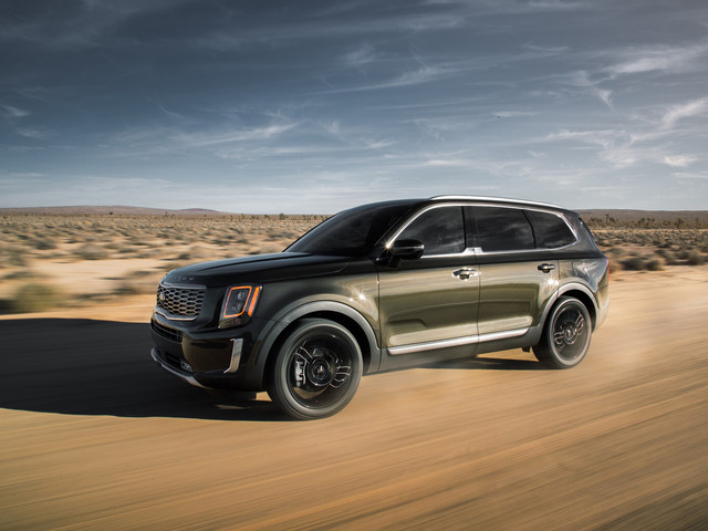 Chevy, Kia, Jeep take 2020 car, utility, truck honors
