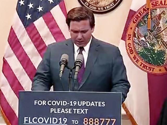Coronavirus Update: Governor Ron DeSantis Announces 2 New Walk-Up Testing Sites In Broward