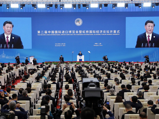 "President Xi Promises To ""Open Door Wider"" To Foreign Firms Amid Trade Standoff"
