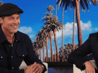 Which Ex-Girlfriend Of Brad Pitt's Did Ellen Date?