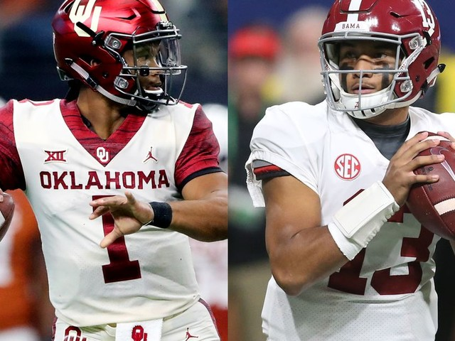 2018 has actual Heisman drama for the first time in a long time