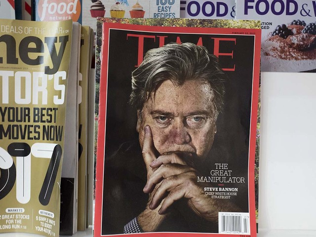 Meredith, Koch Brothers Buy Time Inc In $2.8 Billion Deal