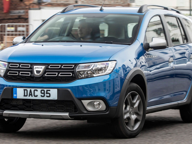 Dacia Sandero And Logan MCV Gain New Diesel Engine, Revised Trim Levels