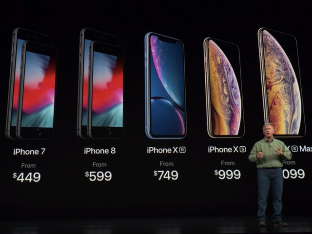 iPhone XS Max, iPhone XS, iPhone XR, iPhone 8, and iPhone 7: Which iPhone should you buy?