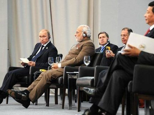 Russia, China, India, & Iran: The Magic Quadrant That Is Changing The World