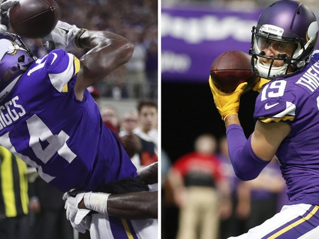 2018 camp preview: Will the Vikings keep one of NFL's top receiving duos?