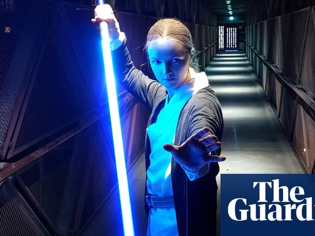 'You have to face the darkness within you': meet the real-life Jedi knights