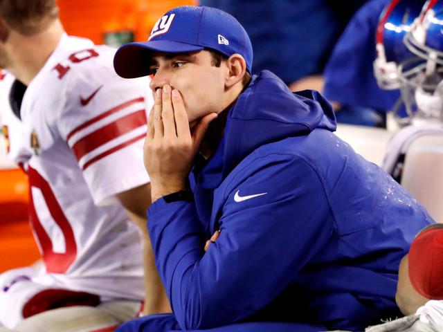 Giants knock down claims Eli Manning definitely starts next game