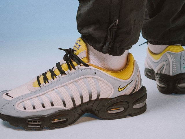 Sneakersnstuff releases Nike Air Max Tailwind IV '20th Anniversary' exclusive