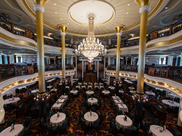 How to change your dining time on a Royal Caribbean cruise