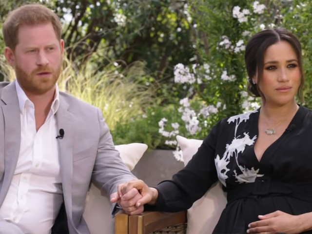 Meghan Markle Is Asked If She Was 'Silent' or 'Silenced' in Oprah Interview Teaser Video