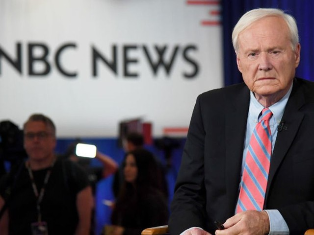Leftists explode at Chris Matthews, demand his firing over Bernie comparison to victorious Nazis