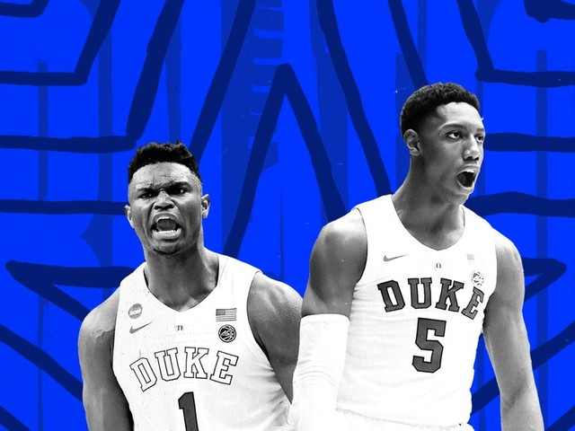 Why R.J. Barrett was ranked higher than Zion Williamson as a recruit