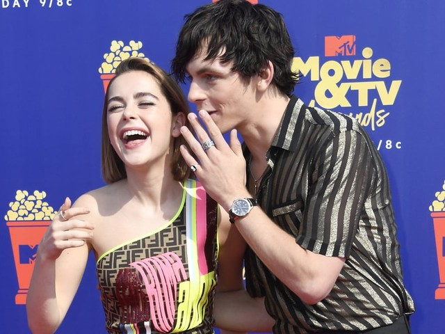 Grab Your Sunglasses - The Stars Are Shining Bright At the MTV Movie & TV Awards