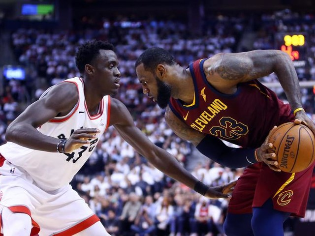 LeBron's Fadeaway Jumper Killed the Raptors and Now They're Dead