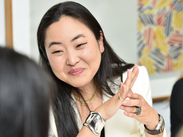 Aya Kanai replaces Anne Fulenwider as Marie Claire's new editor-in-chief