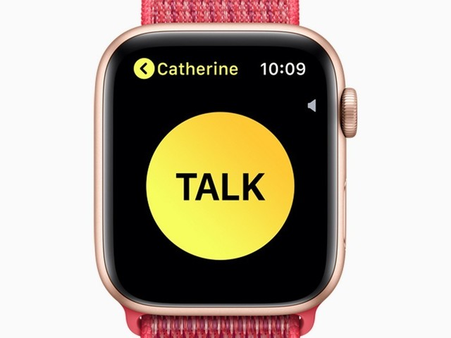 Latest watchOS Update Fixes Walkie-Talkie Eavesdropping Bug
