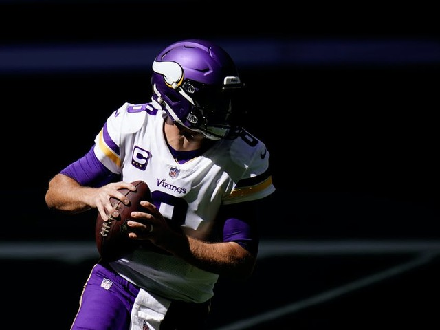 Cousins: 'The urgency's there' to solve Vikings' offensive problems