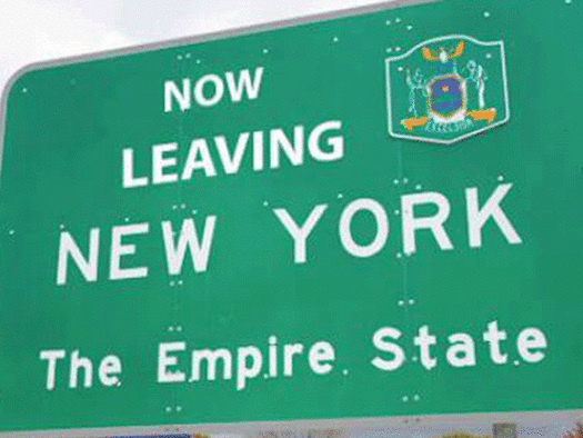 Cuomo To Hit Richest New Yorkers With Top Tax Rate Over 50%, More Than Most Europeans Pay