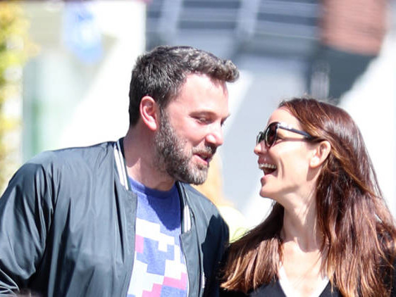 Jennifer Garner and Ben Affleck May Not Be Reuniting, But They're Still #CoParentingGoals