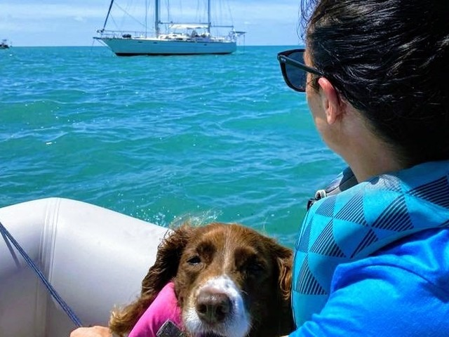 I moved from Maine to Florida to work from home from a sailboat in 2016. Here's why it was the best decision I ever made.