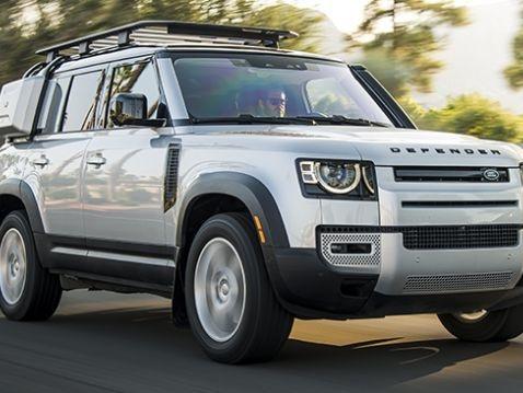 Road Tests: 2020 Land Rover Defender